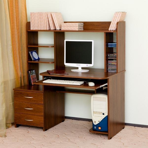Компьютерный стол ск-12 - купить за 6865.00 руб. в москве по.